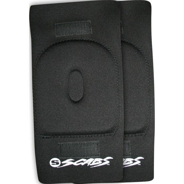 Smith Safety Gear Horseshoe Gasket Black Knee Gaskets - Medium