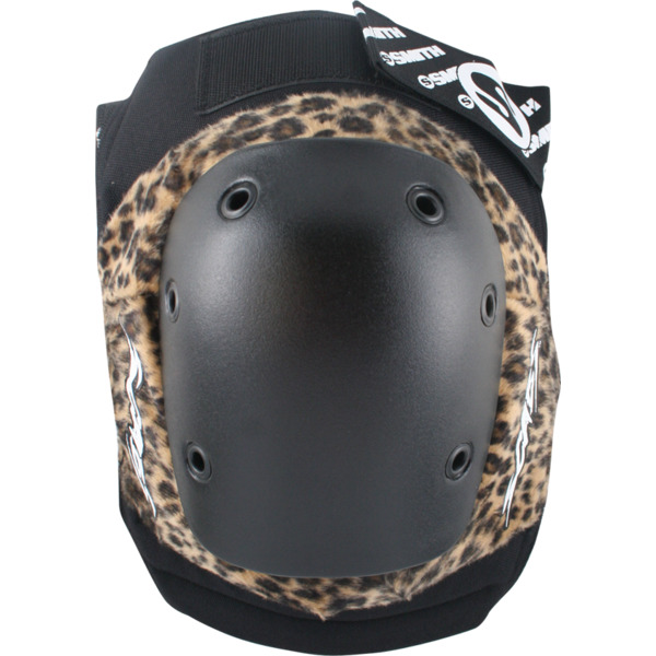 Smith Safety Gear Scabs Elite Leopard Knee Pads - Large / X-Large