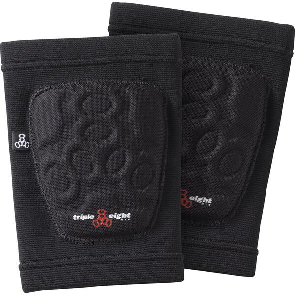 Triple 8 Covert Black Elbow Pads - Large