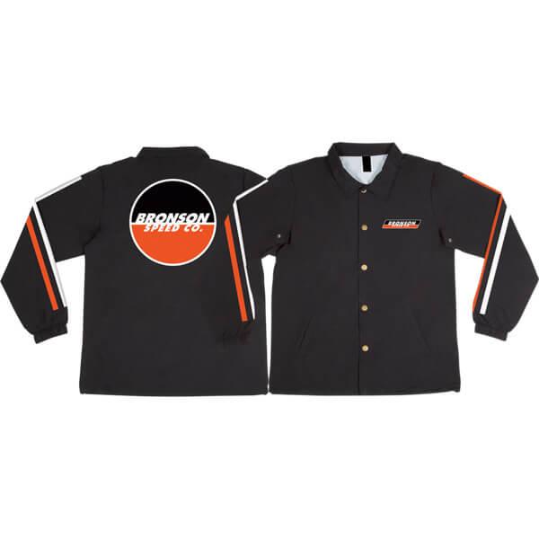 Bronson Speed Co Racing Stripes Windbreaker Jacket