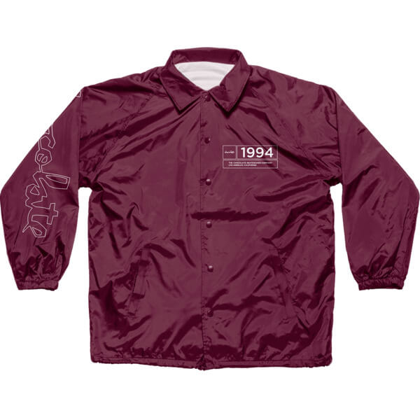 Chocolate Skateboards Inaugural Coaches Jacket
