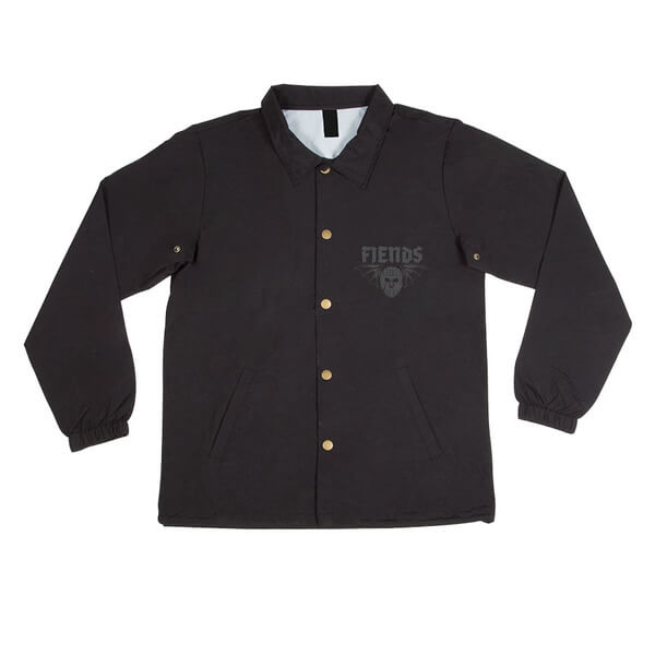 Creature Skateboards Fiends Windbreaker Coaches Jacket