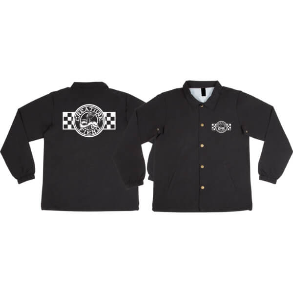 Creature Skateboards Strike Fast Coaches Jacket
