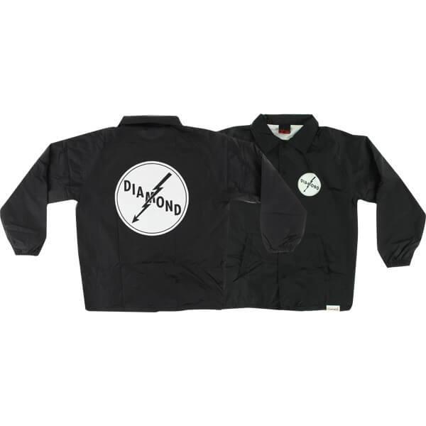 Diamond Supply Co Lightning Coaches Jacket