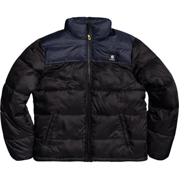 Element Skateboards Alder Arctic Flint Black Jacket - Small