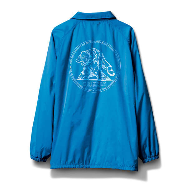 Grizzly Grip Tape Arena Coaches Jacket