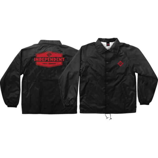 Independent Industry Windbreaker Coaches Jacket