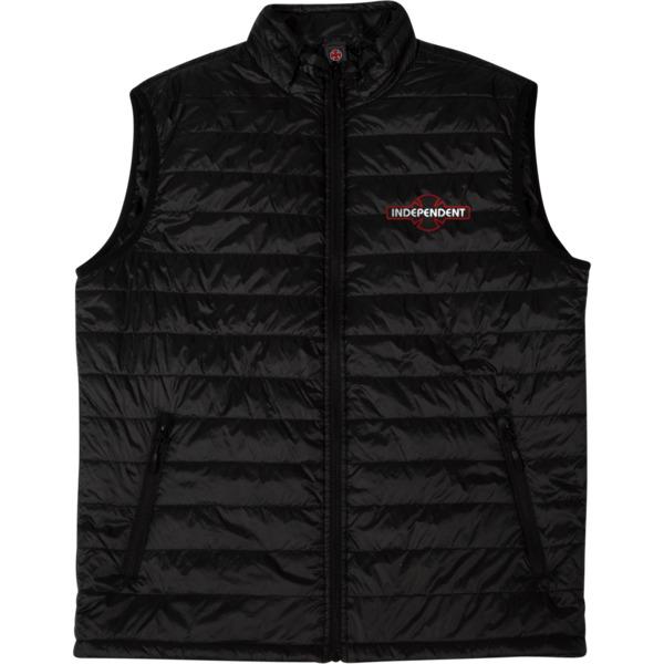 Independent OGBC Black Vest - X-Large
