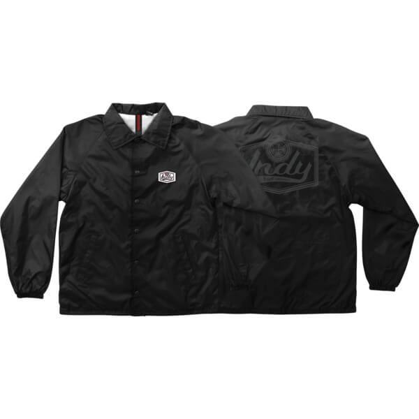 Independent Patch Coaches Jacket
