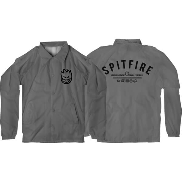 Spitfire Wheels Burn Division Coaches Jacket