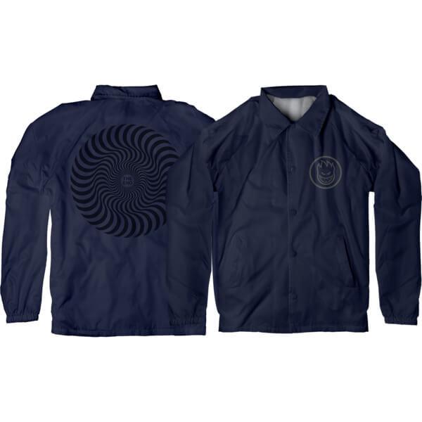Spitfire Wheels Classic Swirl Men's Jacket