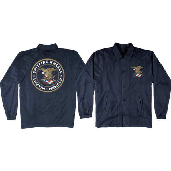 Spitfire Wheels Members Jacket