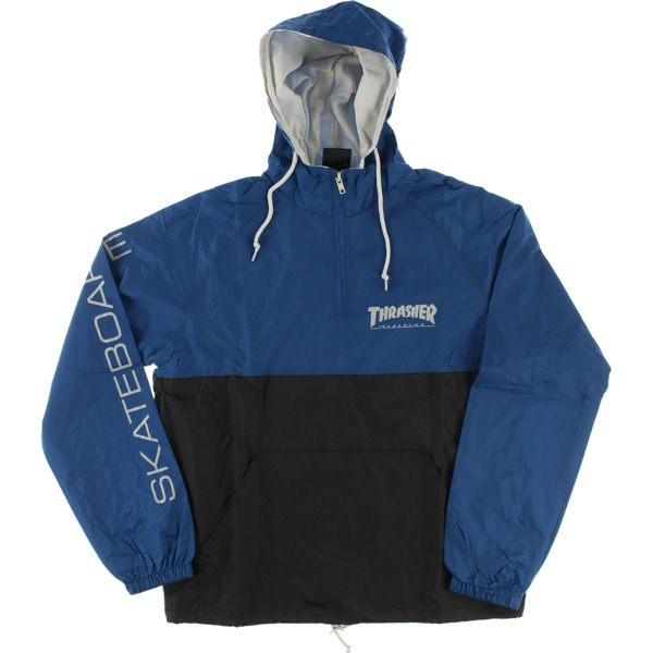 Thrasher Magazine Mag Logo Hooded Anorak