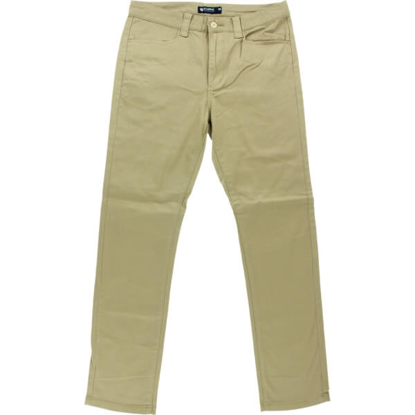 "Element Skateboards Sawyer Desert Khaki Jeans - 38"""