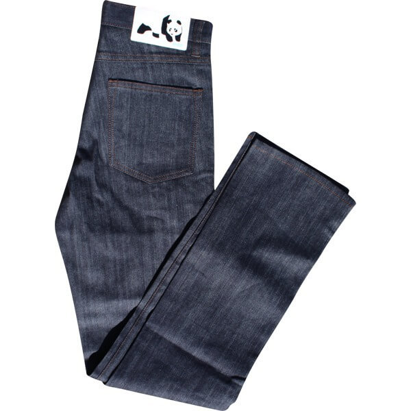 Enjoi Skateboards Panda #2 Raw Indigo Jeans - 26""