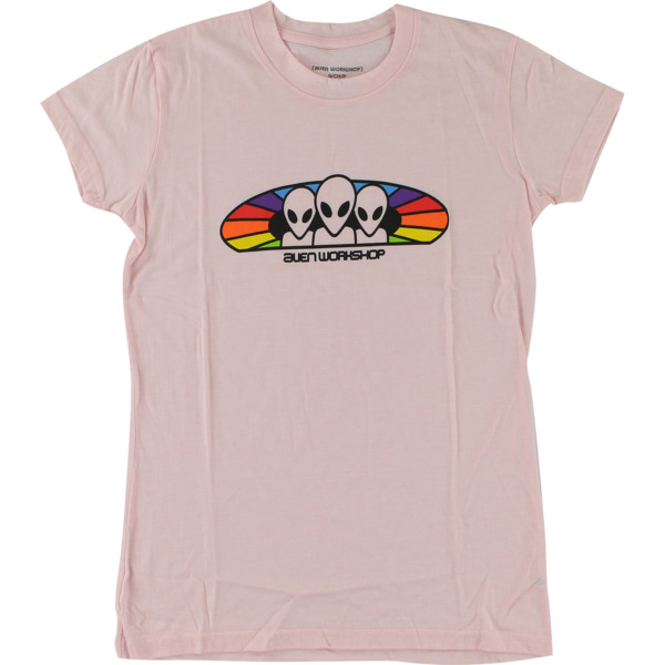 Girls T-Shirts - Warehouse Skateboards