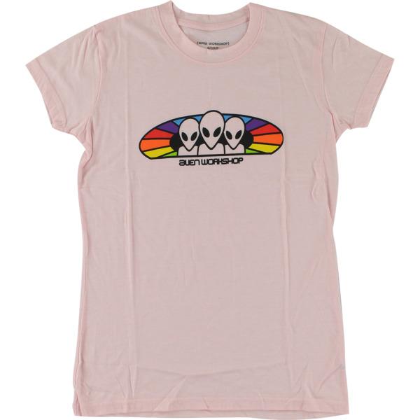 Alien Workshop Spectrum Girl's Short Sleeve T-Shirt