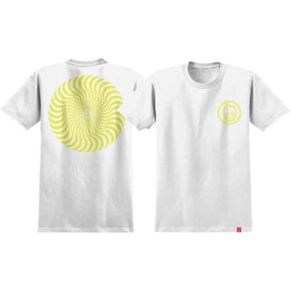 Spitfire Wheels Classic Swirl Girl's Short Sleeve T-Shirt