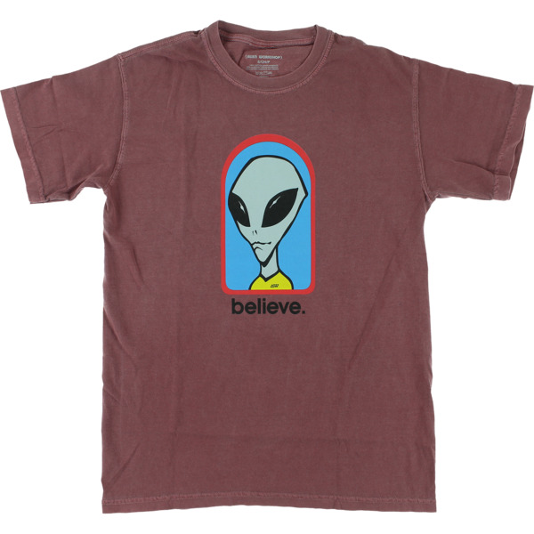Alien Workshop Believe Men's Short Sleeve T-Shirt