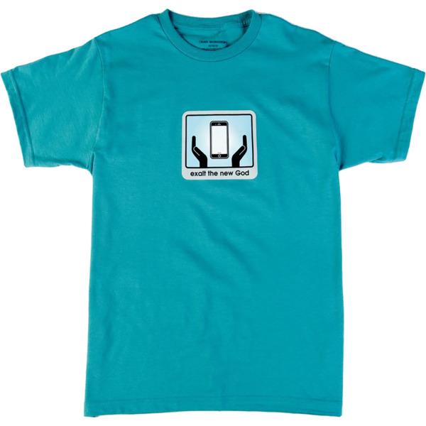 Alien Workshop Exalt Gen Zed Seafoam Men's Short Sleeve T-Shirt - Small