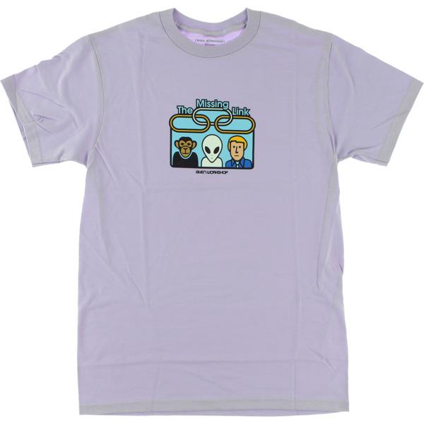 Alien Workshop Missing Link Men's Short Sleeve T-Shirt