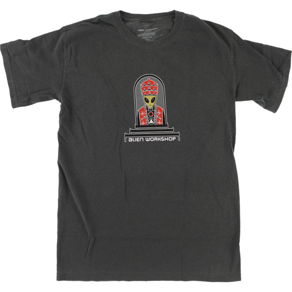 Alien Workshop Priest Overdyed Pepper Men's Short Sleeve T-Shirt - Small