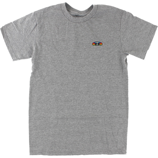 Alien Workshop Spectrum Embroidered Dark Grey Men's Short Sleeve T-Shirt - Small