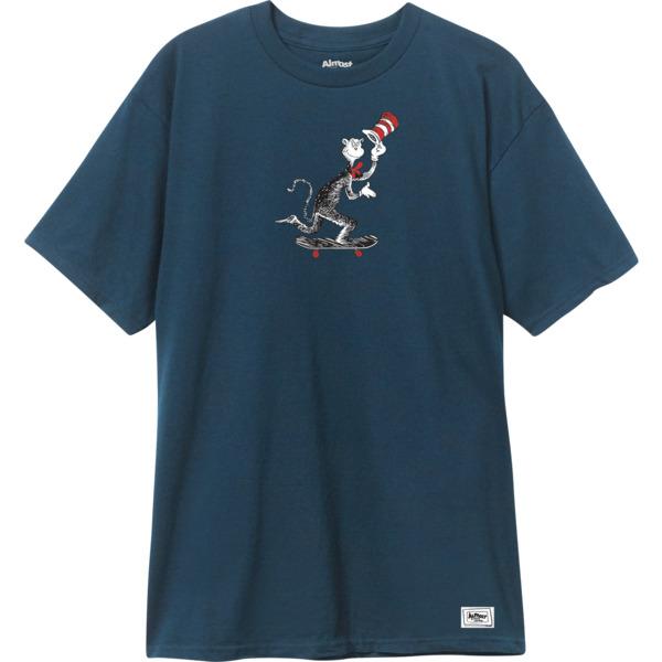Almost Skateboards Cat Pusher Men's Short Sleeve T-Shirt