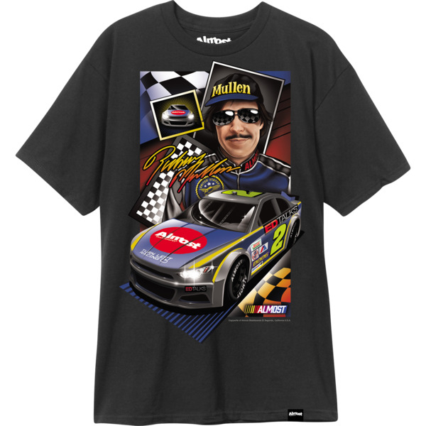 Almost Skateboards Talladega Men's Short Sleeve T-Shirt