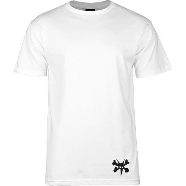 Bones Wheels Hipster T-Shirt