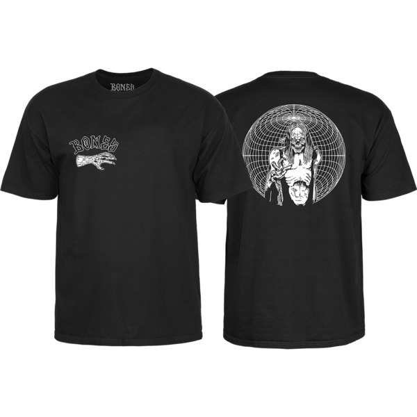 Bones Wheels Terror Nacht Nightmare Men's Short Sleeve T-Shirt