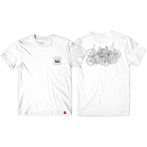 Chocolate Skateboards Modernica White Men's Short Sleeve T-Shirt - Small
