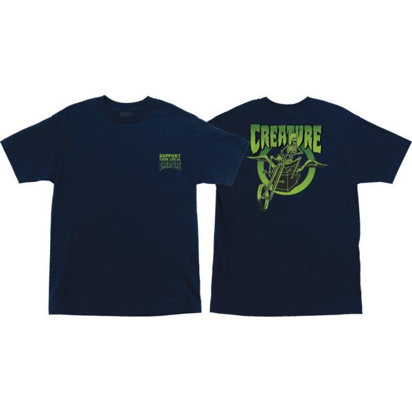 Creature Skateboards Coffin Riders Men's Short Sleeve T-Shirt