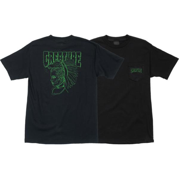 Creature Skateboards Descendent Men's Short Sleeve T-Shirt