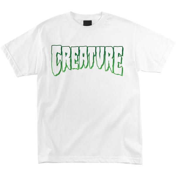 Creature Skateboards Logo Men's Short Sleeve T-Shirt