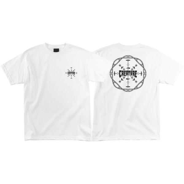 Creature Skateboards Runes Men's Short Sleeve T-Shirt