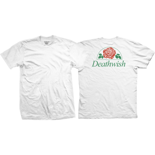 Deathwish Skateboards Rose Men's Short Sleeve T-Shirt