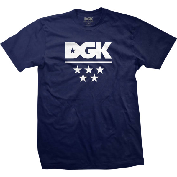 DGK Skateboards All Star Men's Short Sleeve T-Shirt