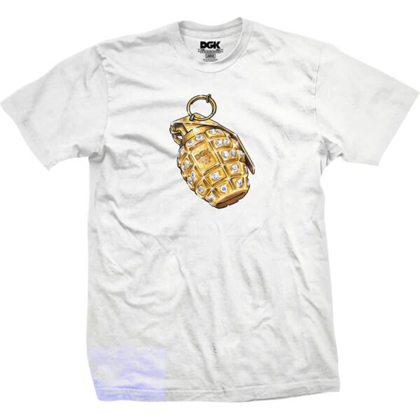 DGK Skateboards Blowin Up Men's Short Sleeve T-Shirt