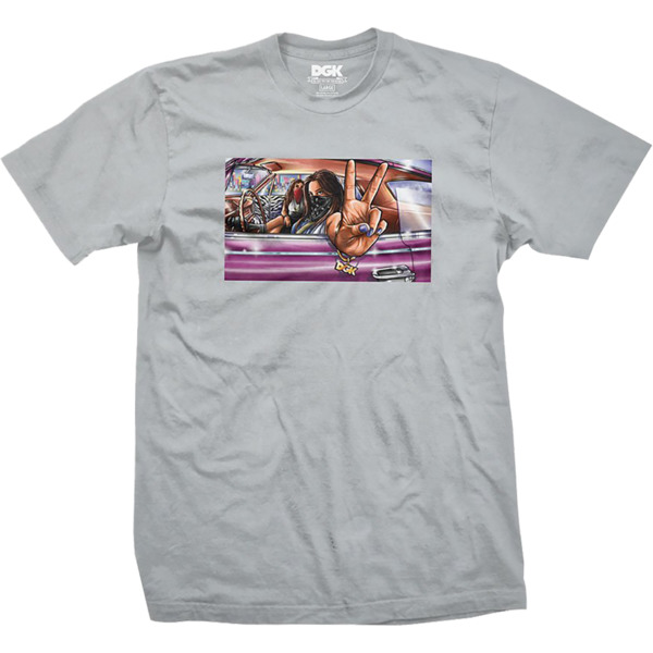 DGK Skateboards Dueces Men's Short Sleeve T-Shirt