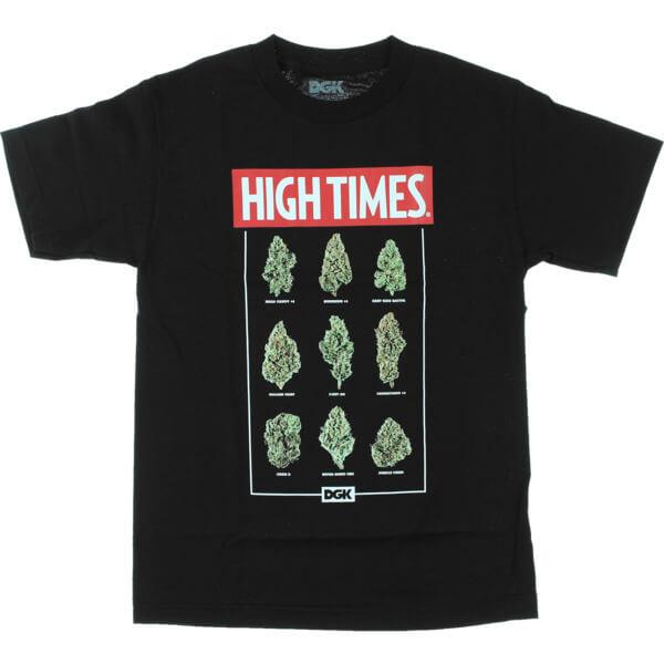 DGK Skateboards High Times Fire Men's Short Sleeve T-Shirt