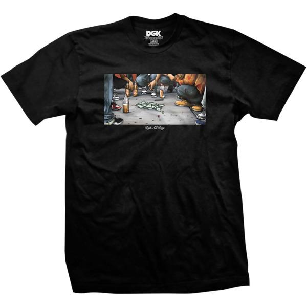 DGK Skateboards Hustle Men's Short Sleeve T-Shirt