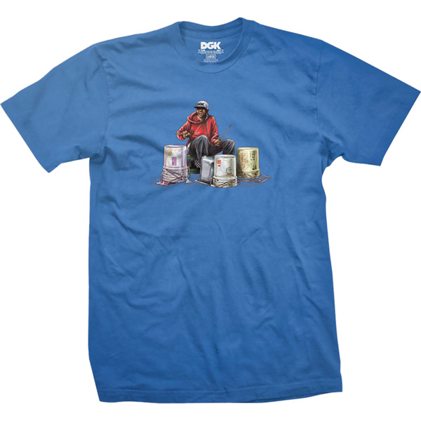 DGK Skateboards Rhythm Men's Short Sleeve T-Shirt