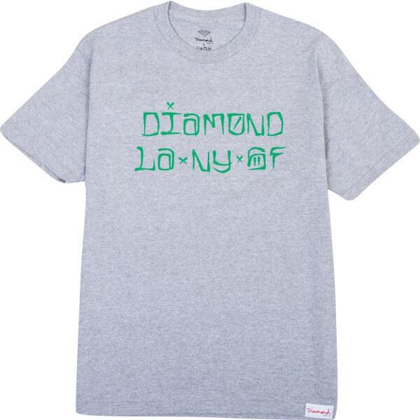 Diamond Cities Premium T-Shirt