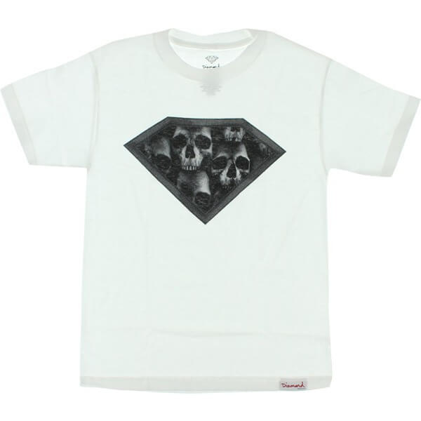 Diamond DMND Skulls T-Shirt