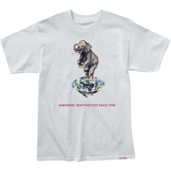 Diamond Hardware Heavyweights T-Shirt