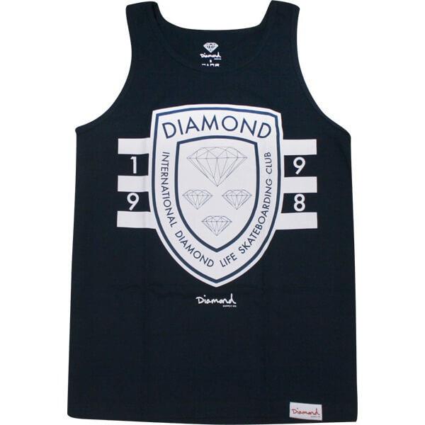 Diamond Int'l Skateboarding Tank Top