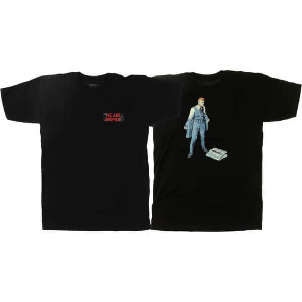 Doomsayers Club We Are Doomed Black Men's Short Sleeve T-Shirt - Small