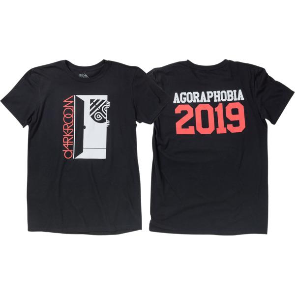 Darkroom Agoraphobia Black Men's Short Sleeve T-Shirt - Medium