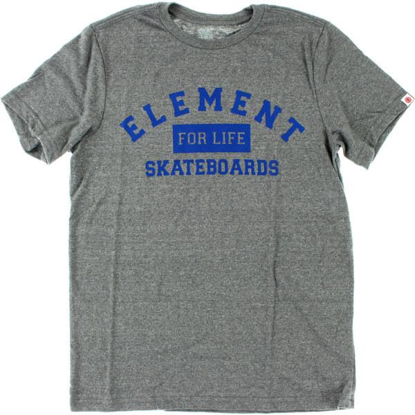 Element Skateboards For Life Men's Short Sleeve T-Shirt